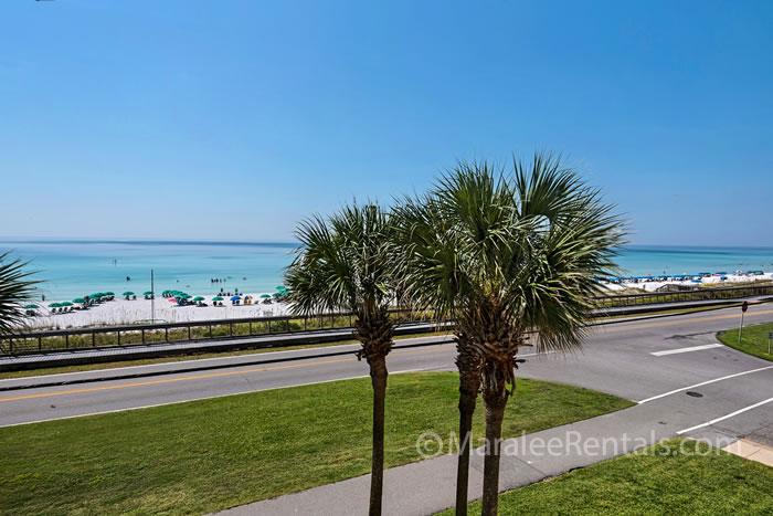 Elizabeth Clair Beach View