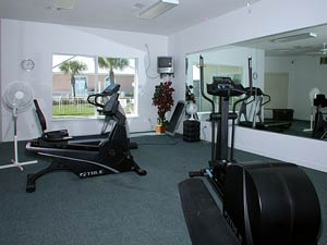 Maravilla Fitness Room