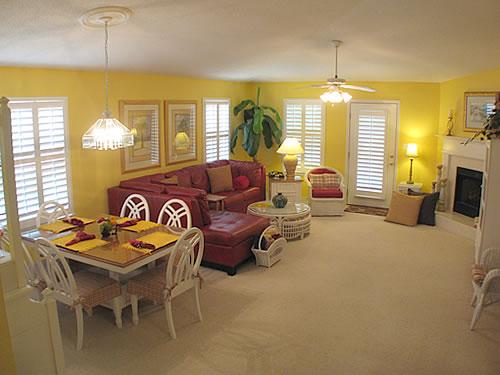 Sammy K Living Area