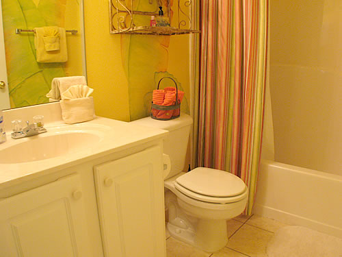Sammy K Second Bathroom